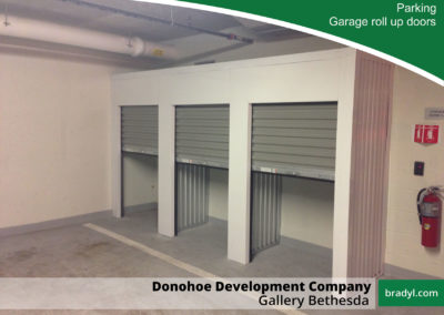 Parking Garage Roll Up Doors