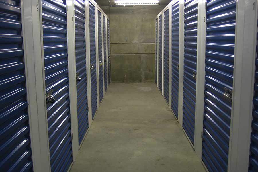 Resident Storage