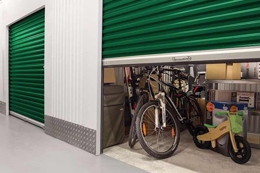 Bradyl Bin Storage Example