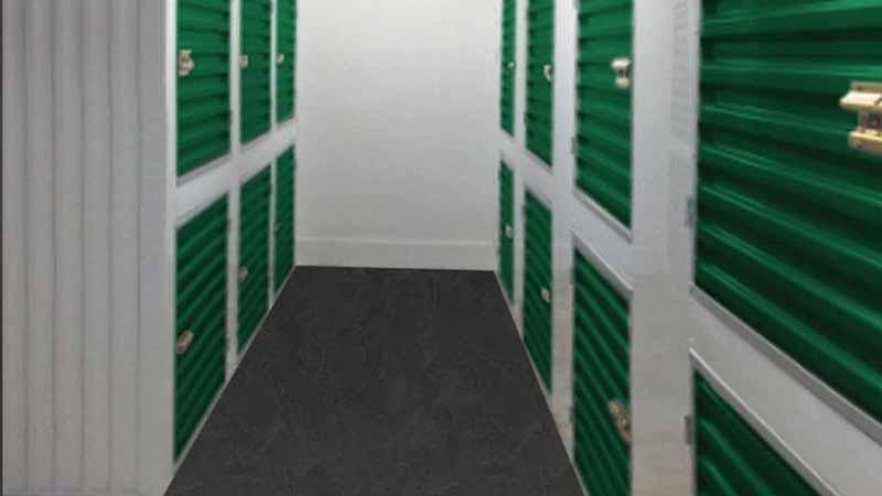 Bradyl Bin Upgrade Options - Double Tier Lockers