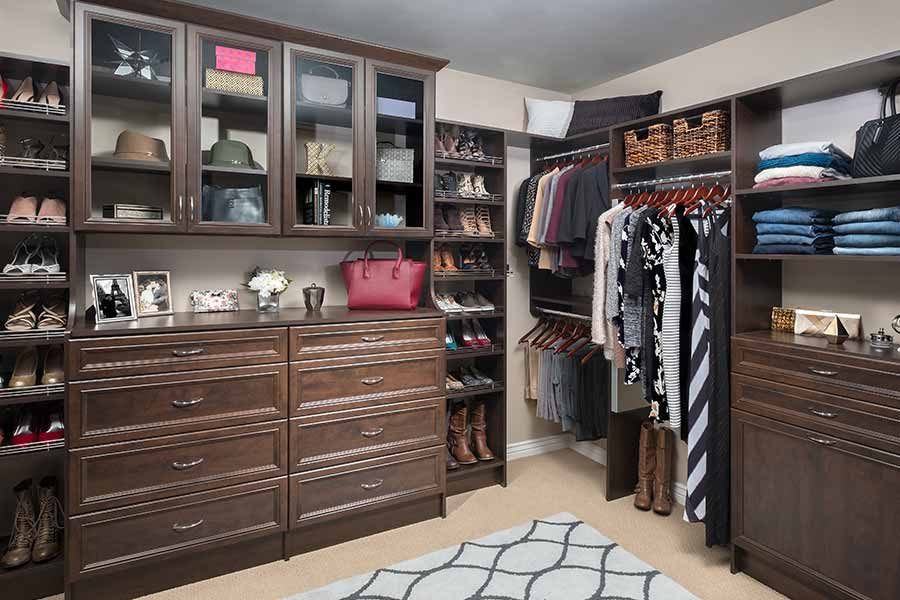 Bradyl Storage Solutions Closets and Wire Shelving