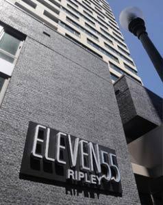 Bradyl Storage Solutions - Case Study - Eleven55 Ripley Street
